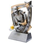 3D Resin Softball 3D RST Series Resin Trophy Awards