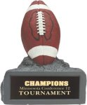 Football - Colored Resin Trophy Colored Resin Trophy Awards
