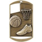 Basketball DT Series Medal Awards