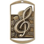 Music DT Series Medal Awards
