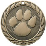 Pawprint FE Iron Medal FE Iron Medal Awards