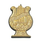 Choir Chenille Pin Lapel Pins