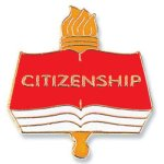 Citizenship Lapel Pin Lapel Pins