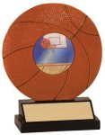 Basketball Motion Resin Trophy Motion Resin Trophy Awards