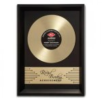 Framed Record Breaker Sales Awards