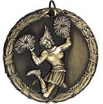 Cheerleading, Female XR Series Medal Awards